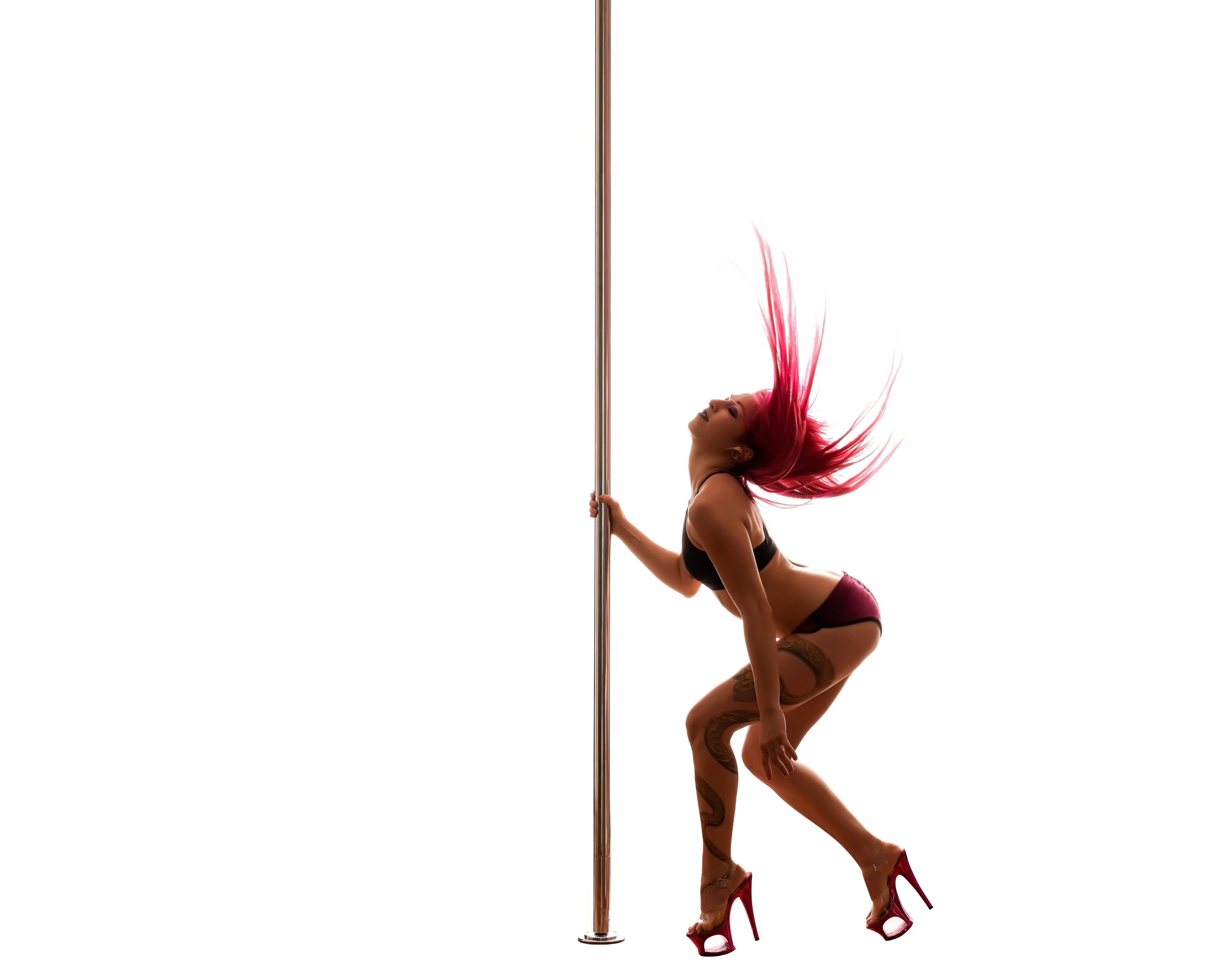 New classes New Beginner pole class Mandy Candy's pole dance studio
