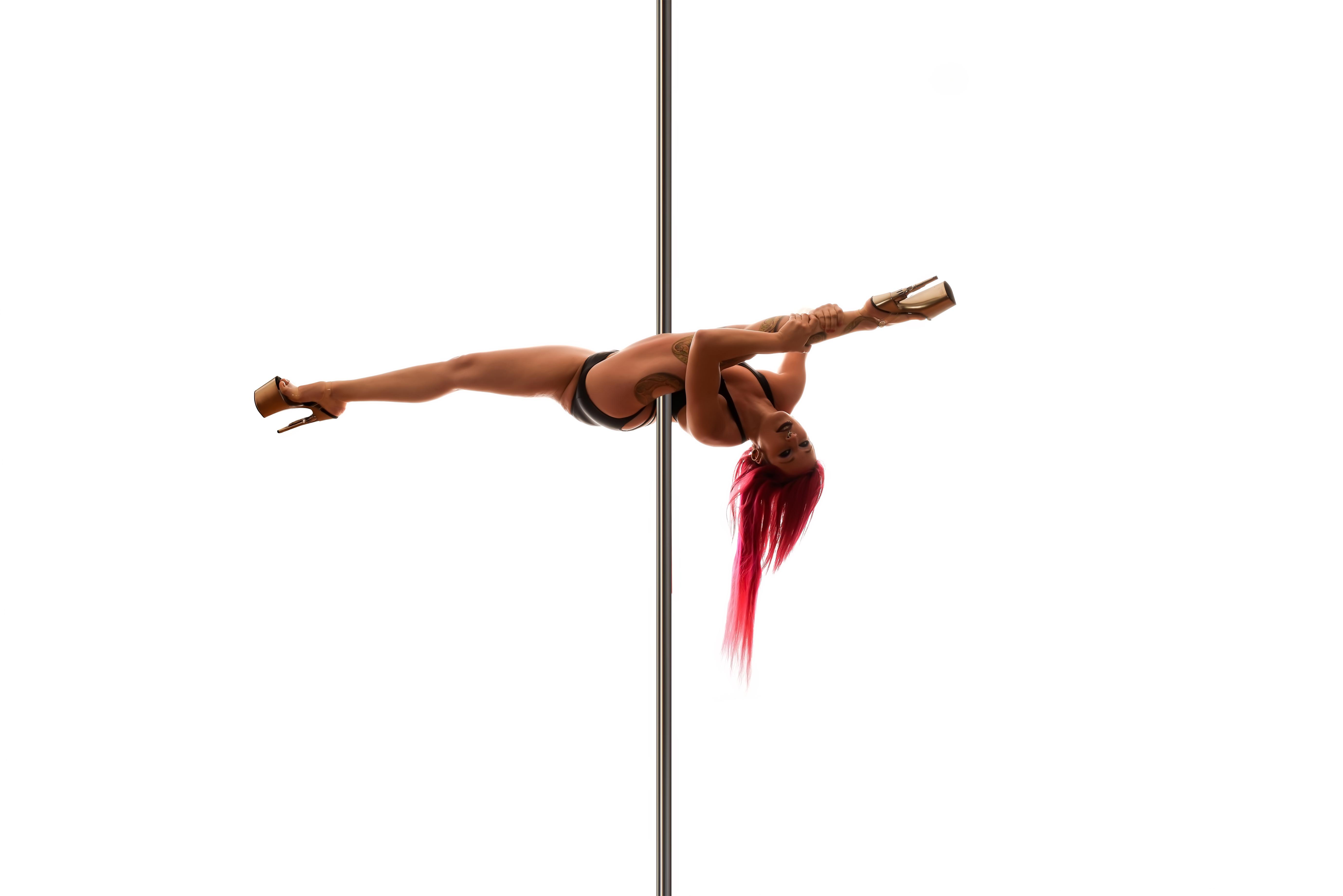 Angebot Pole Dance für Männer und Frauen Mandy Candy's pole dance studio