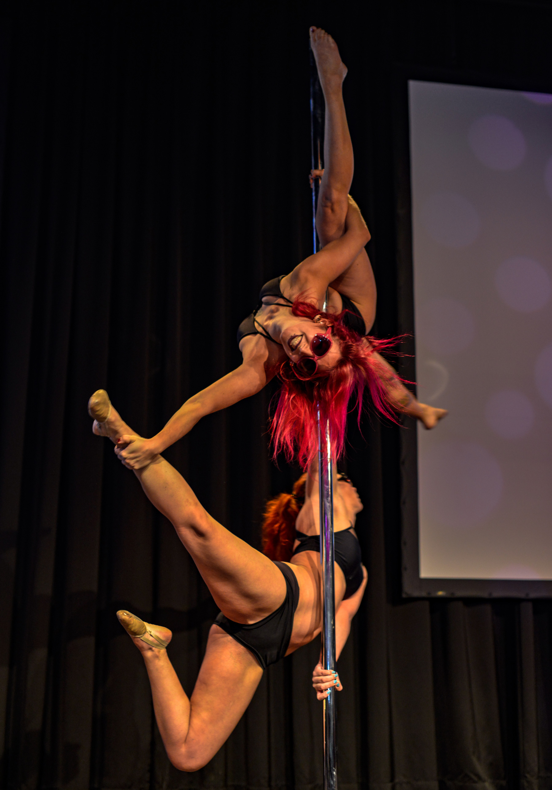 Workshops and Events Special workshops Mandy Candy's pole dance studio