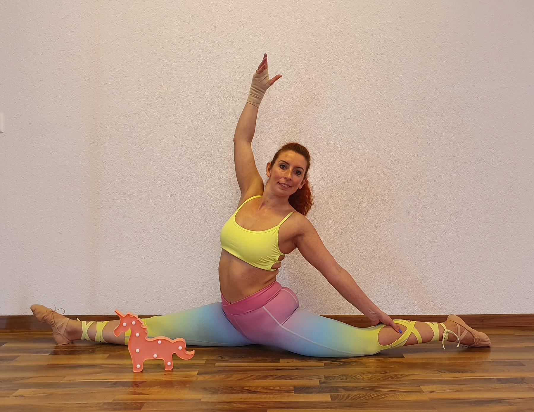 Noëmi Graber Mandy Candy's pole dance studio